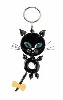 Lalo - Nøglering - Black Cat