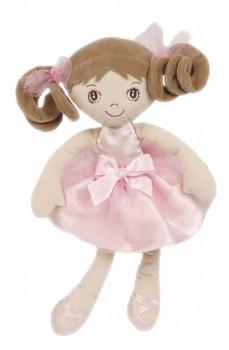 Bukowski - Ballerina dukke 30 cm - Nadinka - Lyserød