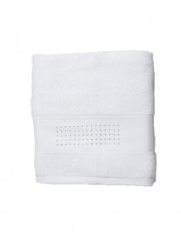 Elegance - Bade Håndklæde - Hvid