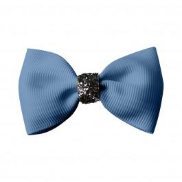 Milledeux - Hårspænde med sløjfe Butterfly - French Blue