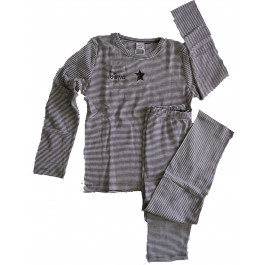 Smallstuff - Pyjamas - Brun- Str. 98