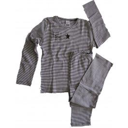 Smallstuff - Pyjamas Brun str. 110-116