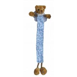 Bukowski - Bogmærke bamse - Lyseblå