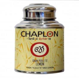 CHAPLON - Økologisk grøn perle te - Lemon