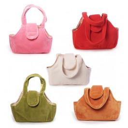 Dukke taske - flere farver