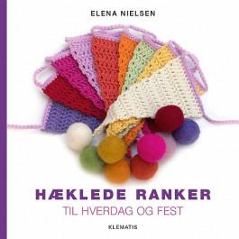 Klematis - Hæklede Ranker til hverdag og fest- Elena Nielsen
