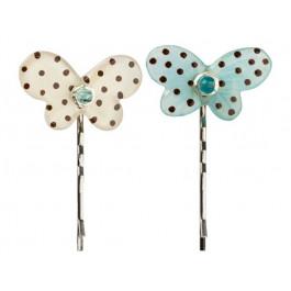 Lalo - Hårpins - Hårnåle - Beautiful Butterfly
