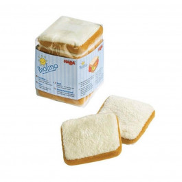 HABA - Legemad i stof - Toast brød