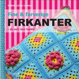 Klematis -  Fine & farverige firkanter - Du selv kan hækle
