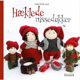 Klematis - Hæklede Nissedukker - Helle Eline Juul