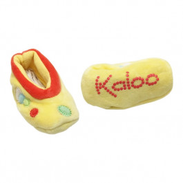 Kaloo - Babyfutter - Pastel gul med bubbles