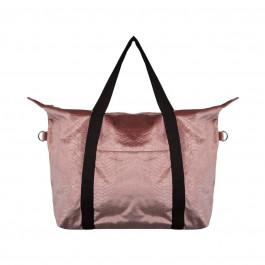 Sofie Schnoor - Travel Bag - Weekend taske - Velvet Croko - Rose