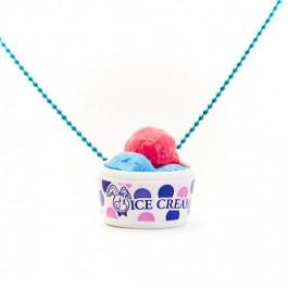 Pop Cutie - Halskæde - Is i bæger