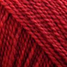 BC Garn - Semilla - Økologisk uld garn - Vermillion