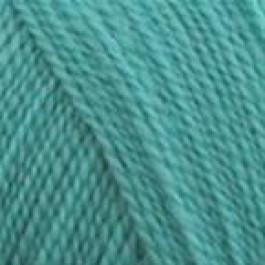 BC Garn - Semilla Fino - Økologisk uld garn - Aqua