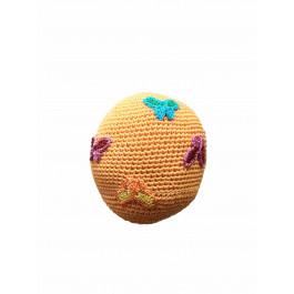Smallstuff - Håndhæklet bold - Orange