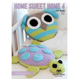 Home Sweet Home 4 - Hækleopskrifter Børn og Baby Interiør