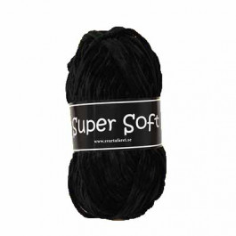 Svarta Fåret - Super Soft - Sort