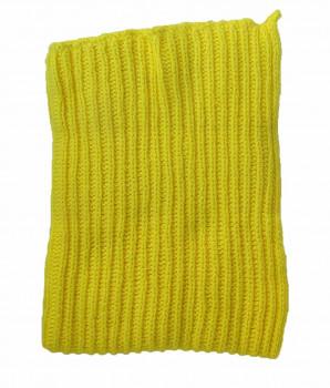 RIC - Økologisk strikket karklud - Gul