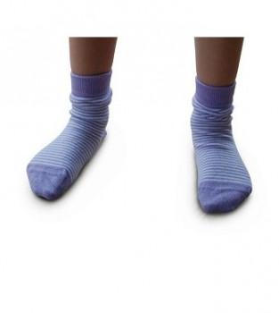 Smallstuff - Ankel sokker - Størrelse 29-32 - Lavendel