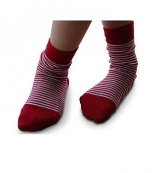 Smallstuff - Ankel sokker Rød, størrelse 32-36