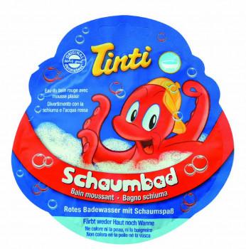 Tinti - Badesjov - Skumbad - Rød