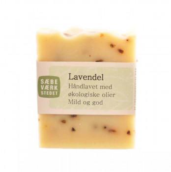 Sæbeværkstedet - Håndsæbe - Lavendel