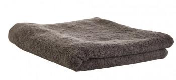 Munkholm - Kvalitets gæstehåndklæde - 30 x 50 - Granit
