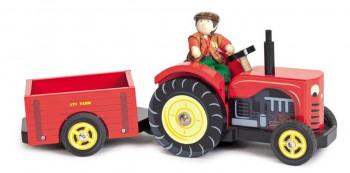 Le Toy Van - Berties traktor