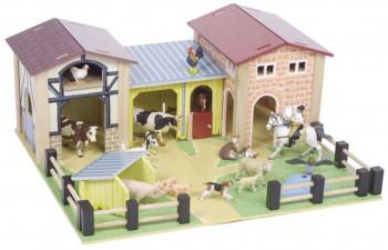 Le Toy Van - Bondegård