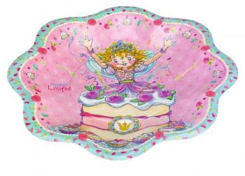 Spiegelburg - Paptallerkner - Prinsesse Lillifee