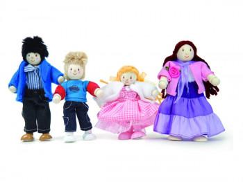 Le Toy Van - Appelby dukkehus tilbehør - Dukkefamilie