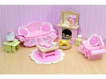 Le Toy Van - Dukkehusmøbler - Rosebud - Stue
