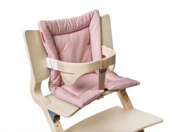 Leander -  Hynde til højstol - Soft Pink