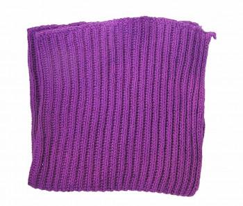 RIC - Økologisk strikket karklud - Lilla