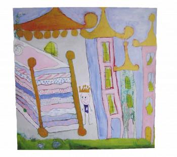 Tusindfryd - Lykønskningskort - Fødselsdagskort - Prinsessen på ærten