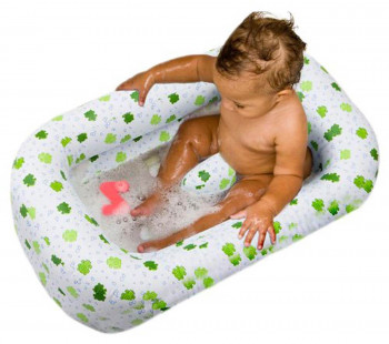Mommy's Helper - Froggie - Oppustelig baby rejse badekar
