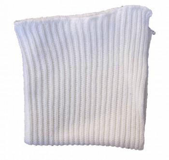 RIC - Økologisk strikket karklud - Hvid