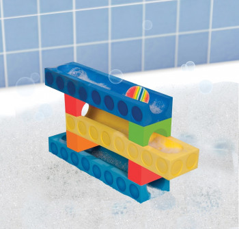 BathBlocks - Badelegetøj - Vandbane 8 dele