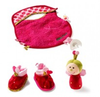 Lilliputiens - Baby gavesæt - Alfen Liz