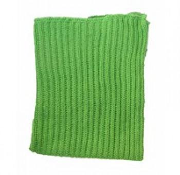 RIC - Økologisk strikket karklud - Grøn