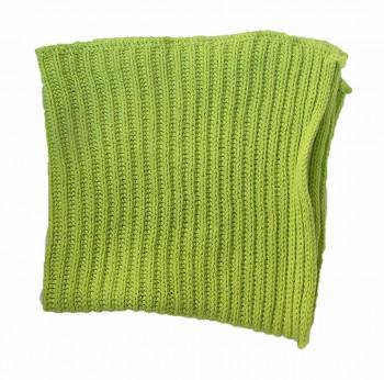 RIC - Økologisk strikket karklud - Lys Grøn