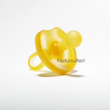 Natursutten - Rund sut - Butterfly - 0-6 måneder