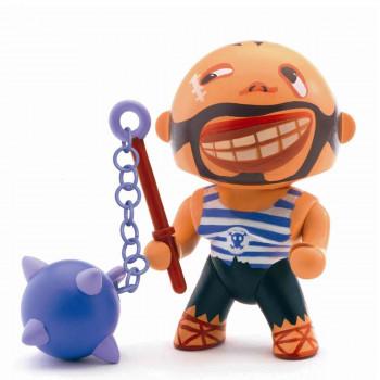 Djeco - Arty Toys - Piratfigur – Benji