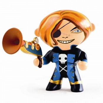 Djeco - Arty Toys - Piratfigur – Dandy