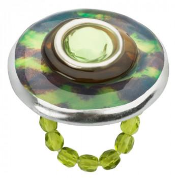 Lalo - Ring - Green Beauty