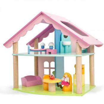 Le Toy Van - Dukkehus i træ - Mia Dukkehus