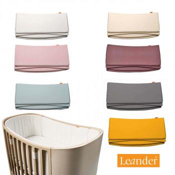 Leander - Sengerand til babyseng - 7 farver