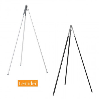Leander - Vugge stativ - Hvid eller grå
