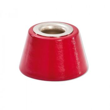 Lyseholder - Fødselsdagslys og kagelys - Rød